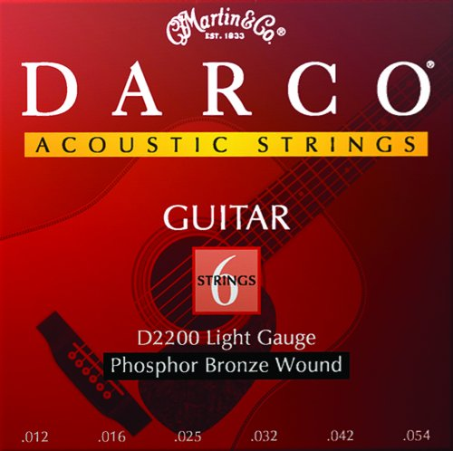 Darco D2200  Phosphor Bronze Acoustic Guitar