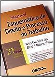 Manual Esquemático de Direito e Processo do Trabalho - 9788502199484