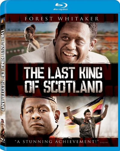 Cover art for  The Last King of Scotland [Blu-ray]
