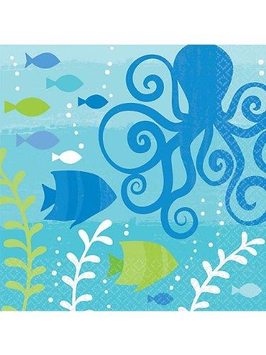 luncheon napkins mc summer sea