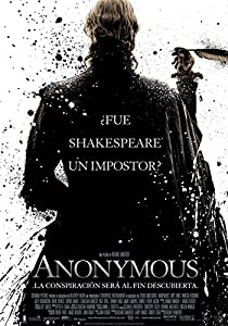 Anonymous (Digibook) [Blu-ray]