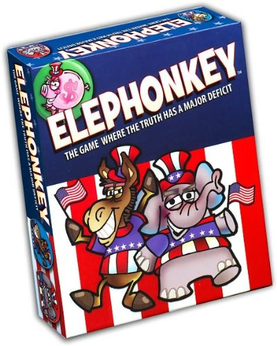 Elephonkey Card Game - 1