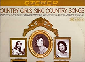 country girls sing country songs LP