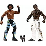 WWE Battle Pack Series #30 - Xavier Woods & R-Truth with Microphones Figure Two-Pack