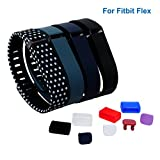 CreateGreat USA Newest Replacement Bands for Fitbit FLEX Only / Fitbit Band / Fitbit Flex Band / Fitbit Wristband / Fitbit Flex Wristband / Fitbit Bracelet