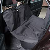 Proteove Waterproof Hammock Pets Car Seat Cover for Cars, Trucks, Suv's and Vehicles