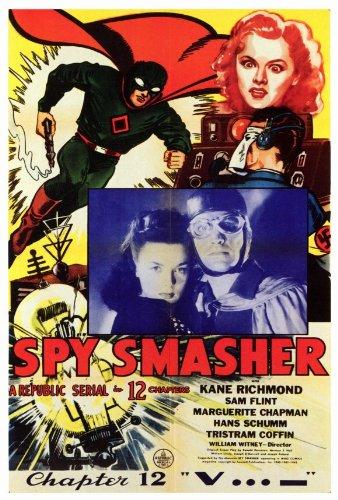 Spy Smasher 27 x 40 Movie Poster - Style C