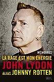 echange, troc John Lydon, Andrew Perry - La rage est mon énergie