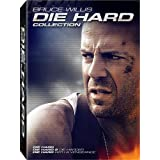 Die Hard Collection (Die Hard / Die Hard 2 - Die Harder / Die Hard with a Vengeance / Bonus Disc) ~ Bruce Willis