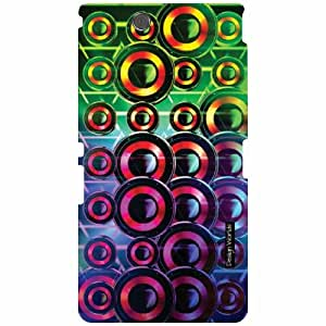 Design Worlds Back Cover For Sony Xperia Z Ultra C6802 - Multicolor