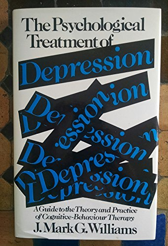 The Psychological Treatment of Depression PDF