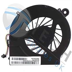 HP 646578-001 606609-001 Ventilateur d'origine pour Pavilion G4 G6 G7 G42 G56