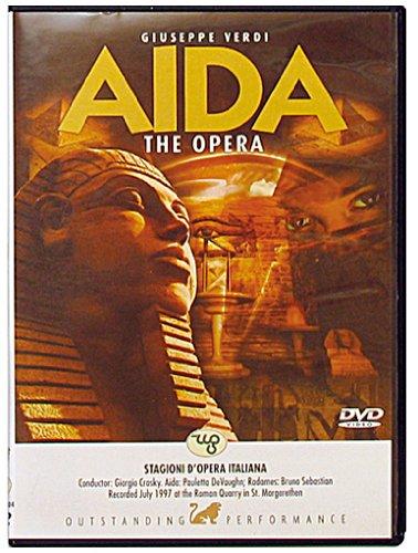 Giuseppe Verdi - Aida - The Opera [DVD]
