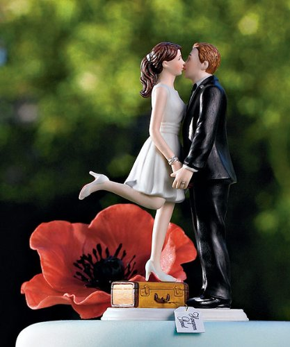 A-Kiss-and-We-re-Off-Cake-Topper