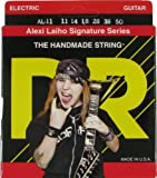 DR Strings Electric Guitar Nickel Plated Round Core with Stringlife, .011 - .050 AL-11