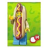 レゴ ミニフィギュア シリーズ13 LEGO minifigures #71008 ホットドッグマン ミニフィグ ブロック 積み木