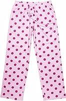 CYZ Women's 100% Cotton Super Soft Printed Flannel Plaid Pajama/Louge Pants