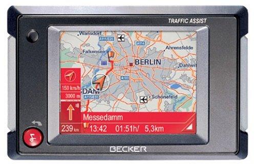 Becker Traffic Assist 7914 Mobile Navigation