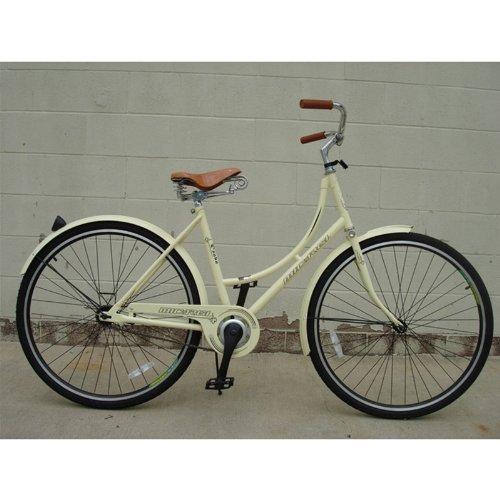 Micargi Osaka Womans Classic Cruiser Bike by Micargi Bicycles