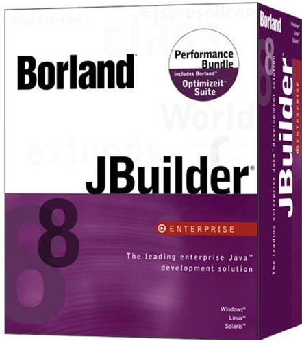 JBuilder 8.0 Enterprise