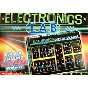Deluxe Electronics Lab - Build 20 Amazing Projects