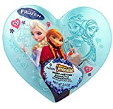 Disney's Frozen Valentine's Heart Container with Chewy Lemonhead Candy