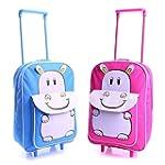 Karabar Wildlife Kids Trolley Bag