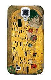 R2137 Gustav Klimt The Kiss Case Cover For Samsung Galaxy S4