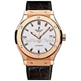 Hublot Classic Fusion Dial White Automatic Unisex Watch 565OX2610LR (Color: White)