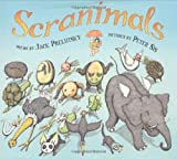 Scranimals [Hardcover] [2002] First Edition Ed. Jack Prelutsky, Peter Sis