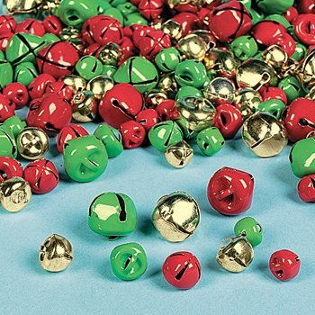 Craft Kits And Supplies 200 Christmas Jingle Bells