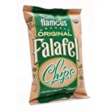 Flamous Brands Organic Falafel Chips - Original, 1.6oz (24-Pack)