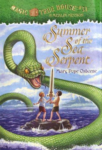 Summer of the Sea Serpent (Magic Tree House, No. 31)