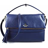 Kate Spade Southport Avenue Maria Large Purse in Frenchnavy