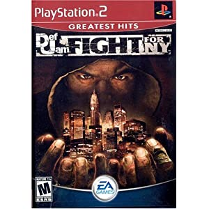 Def Jam video game