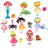 Mini Lalaloopsy Tales 3 inch Mini-Dolls - 8-Pack