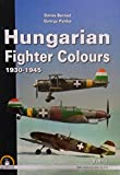 Hungarian Fighter Colours - 1930-1945 (White Series (Rainbow))