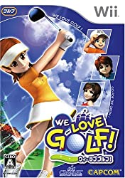 We Love Golf [Japan Import]