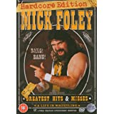 Mick Foley's Greatest Hits and Misses Hardcore Edition DVD (3 Discs)by Wwe