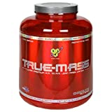 BSN True-Mass Ultra-Premium AM to PM Lean Mass Gainer, Choco