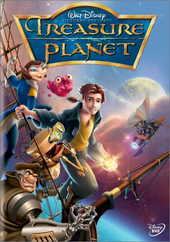Treasure Planet [DVD] [2002] [Region 1] [US Import] [NTSC]