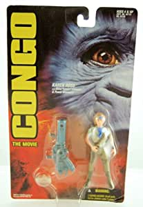 "Congo The Movie KAREN ROSS 5"" Action figure (1995 kenner)"