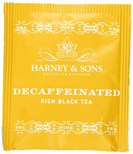 Harney & Sons Decaffeinated Ceylon Tea, 50 Tea Bags