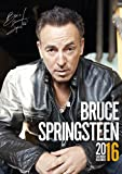 Bruce Springsteen 2016 Calendar
