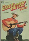 Gene Autry Comics September 1950 #43 Comic Book
