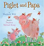 img - for Piglet and Papa book / textbook / text book