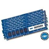 OWC 64.0GB (8x 8GB) DDR3 ECC PC10600 1333MHz SDRAM ECC For Mac Pro (Tamaño: 64.0 GB (8 x 8GB))