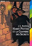 Harry Potter Et La Chambre Des Secrets / Harry Potter and the Chamber of Secrets (2070524558) by Rowling, J. K.