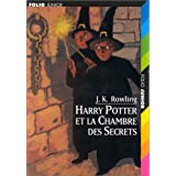 Harry Potter, tome 2 : Harry Potter et la Chambre des secretspar Joanne K. Rowling