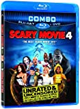 Scary Movie 4: Unrated [Blu-ray + DVD]